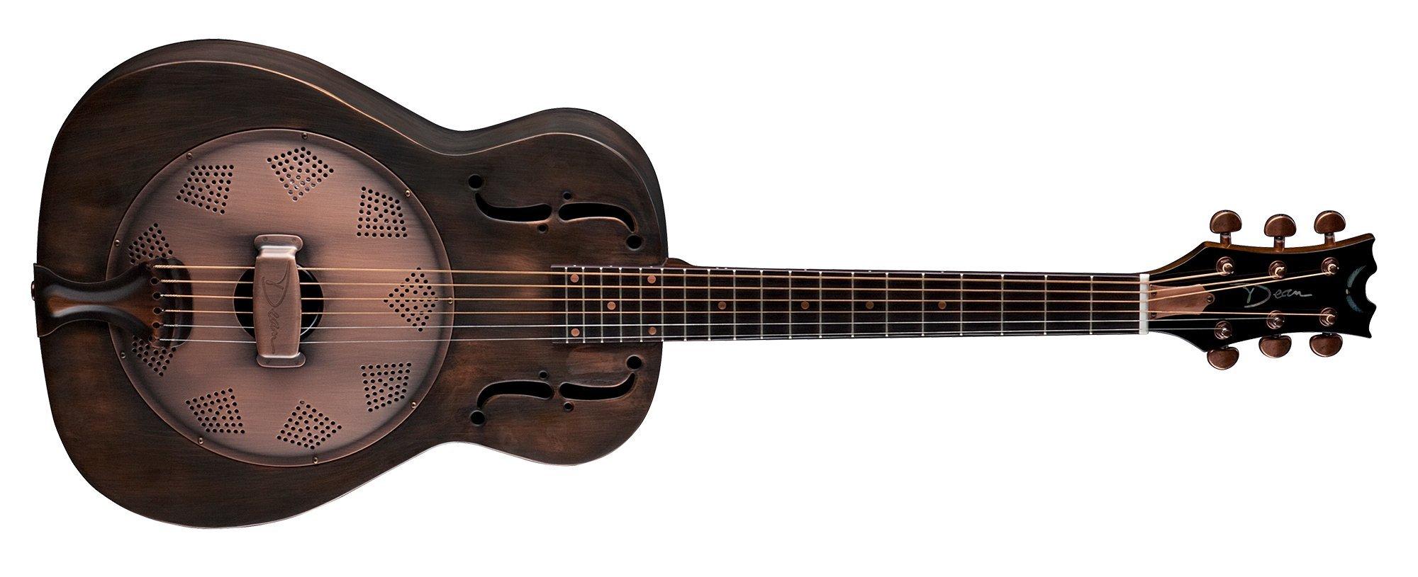 Dean Resonator Heirloom Copper by Dean Guitars