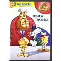 Las Aventuras De Silvestre Y Piolin - Jugar O No Jugar [DVD]
