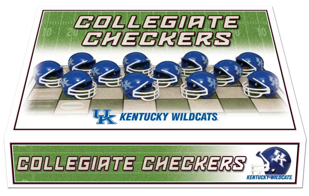 Rico Industries NCAA Helmet Checker Set Inc CHK250103