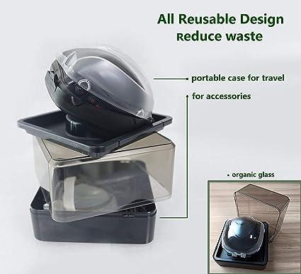 Reutilizable y Lavable Visera Facial Antipolvo Ciclismo N // A 11pcs Mascaril1as Purificador de Aire para Adultos Que Cubre el Rostro Protecci/ón de Moda