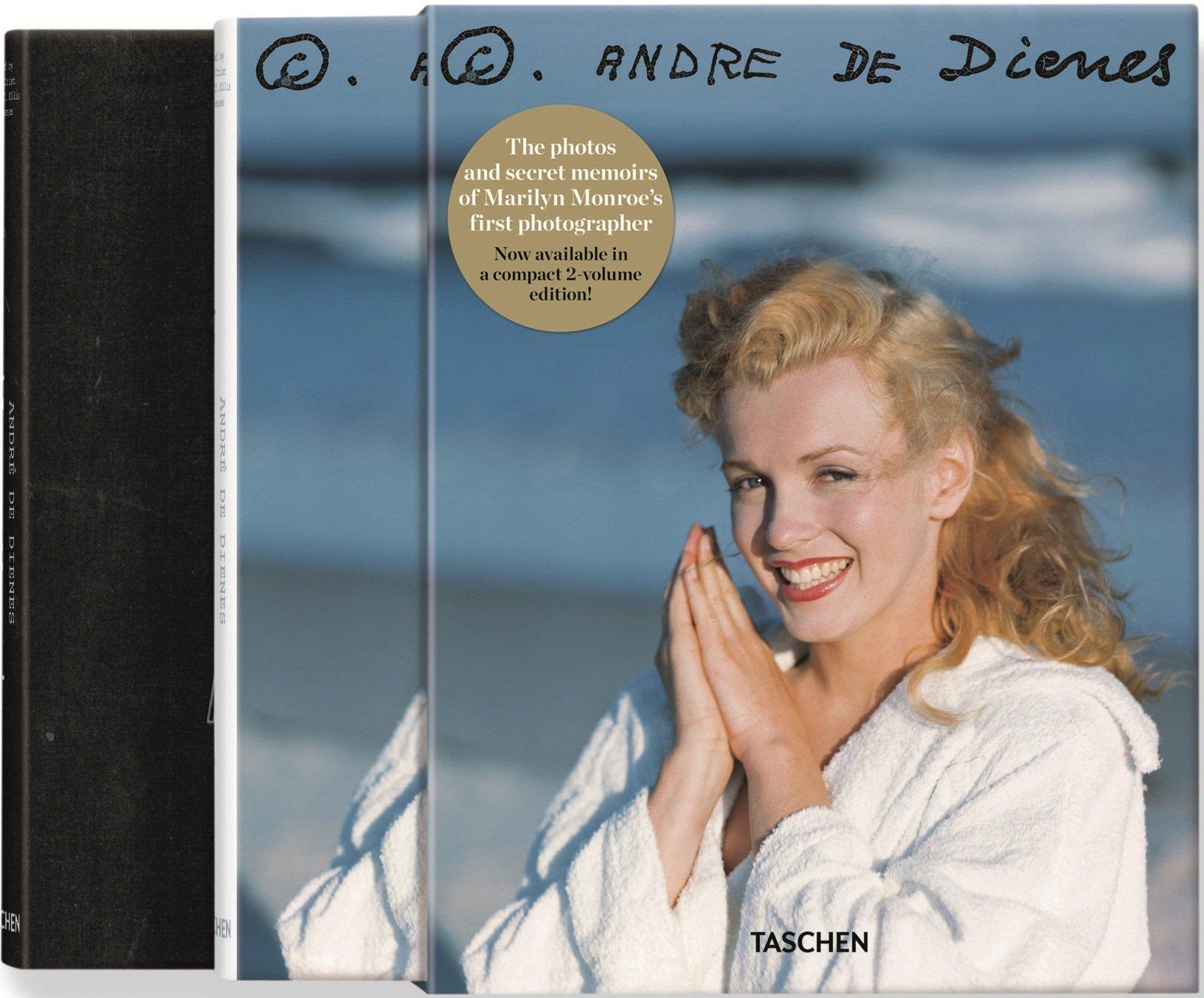 André de Dienes: Marilyn, 2 Vol.