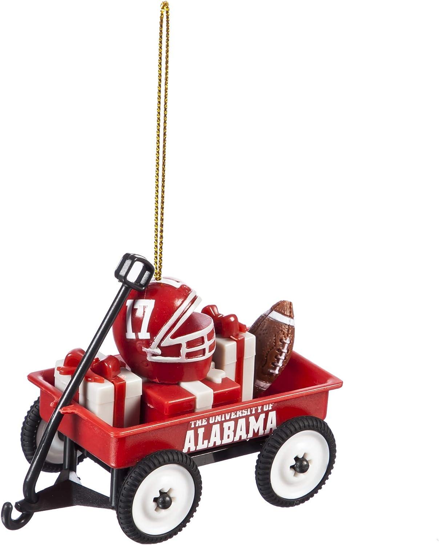 Team Sports America NCAA Team Wagon Ornament