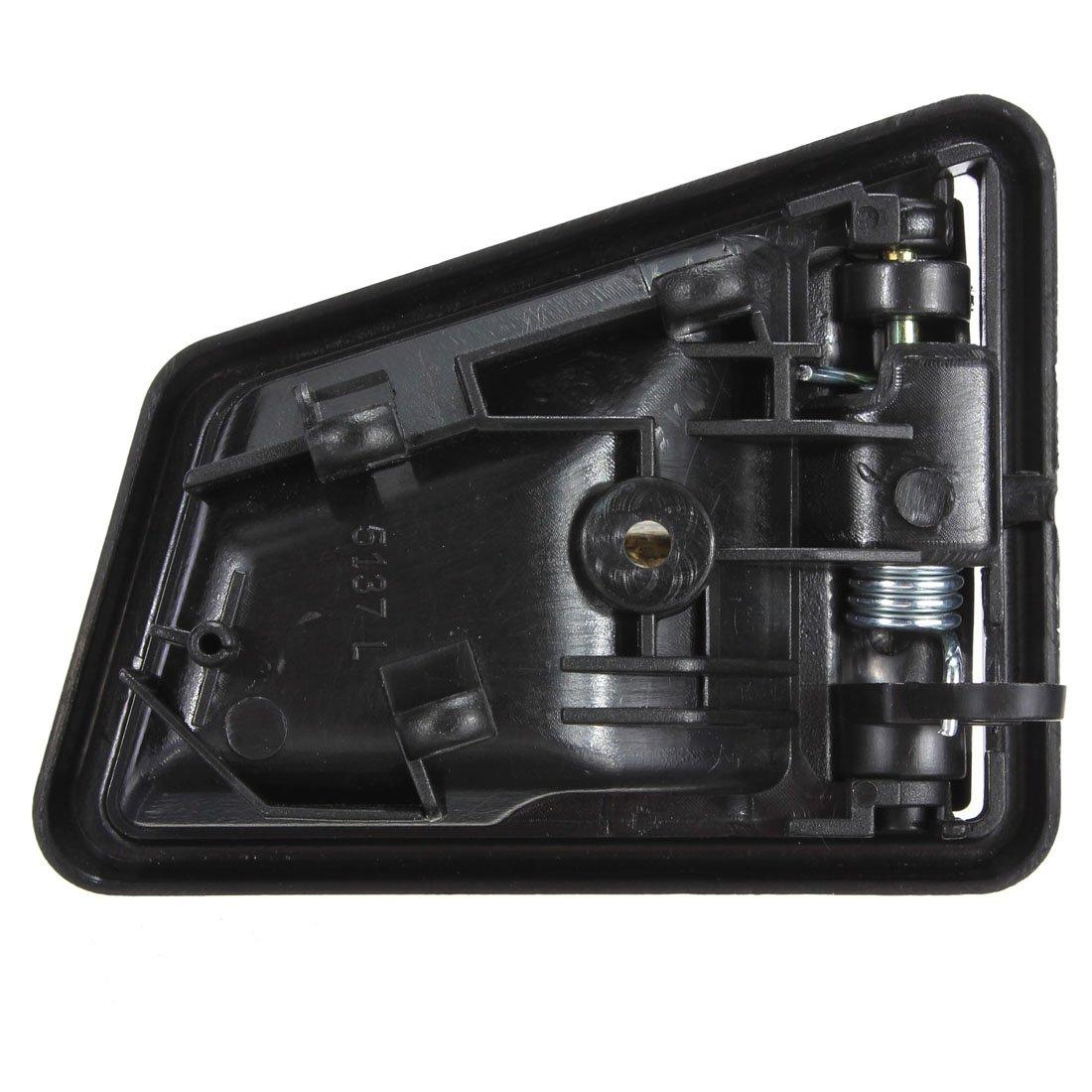 4pcs Inner Inside Interior Door Handles for Suzuki Sidekick Geo Tracker 1991 1992 1993 1994 1995 1996 1997 1998 CALAP-STORE
