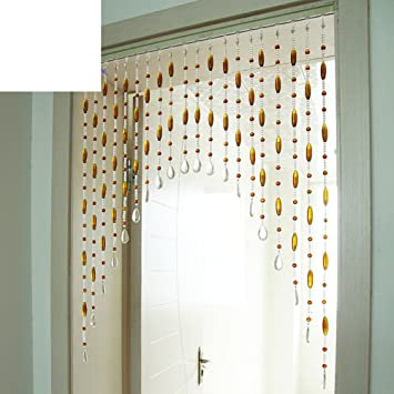 Twhzjncgsko Bead Vorhange Crystal Trennwand Vorhang Wind Vorhang