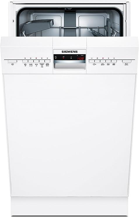 Siemens SR35M235EU lavavajilla - Lavavajillas (Rojo, A +, 0.78 kWh ...