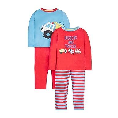 47977a4f2d98 Trucks Pyjamas - 2 Pack