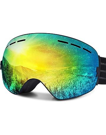 b5b38c69d9 FYLINA Ski Goggles