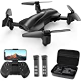 Holy Stone HS165 GPS FPV Drones with 2K HD Camera for Adults, Foldable Drone for Beginners with Auto Return Home, Follow…