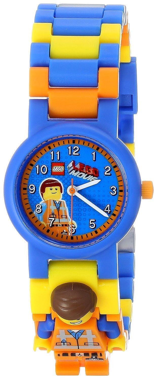 Lego Movie レゴ ムービー Emmet エメット Watch 9001291 腕時計 ミニフィギュア付 [並行輸入品] B0138K1D40