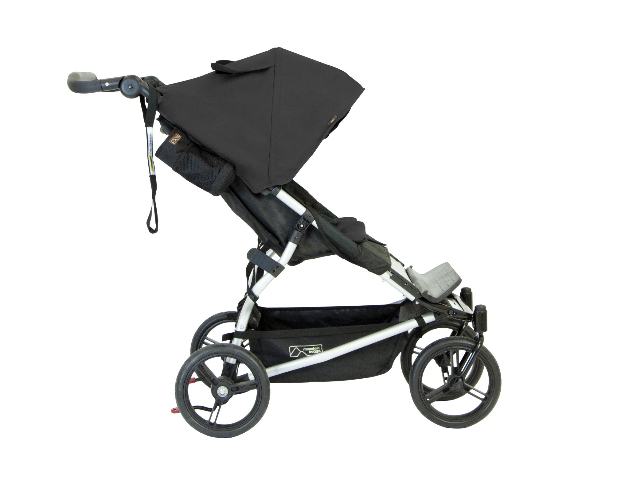 Mountain Buggy Duet 2016 Double Stroller, Black by Mountain Buggy (Image #2)