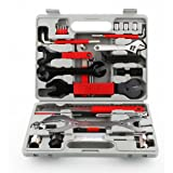 Femor Professional Bicycle Maintenance Tools 48 Piece Bike Repair Tools Set Kit Multifunctional with Box for All Bike Types