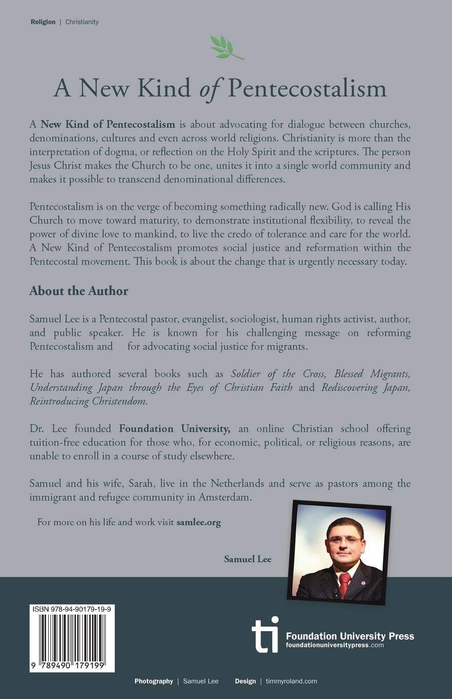 A New Kind of Pentecostalism
