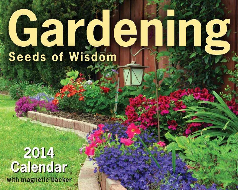 Gardening 2014 Mini Day To Day Calendar  Seeds Of Wisdom