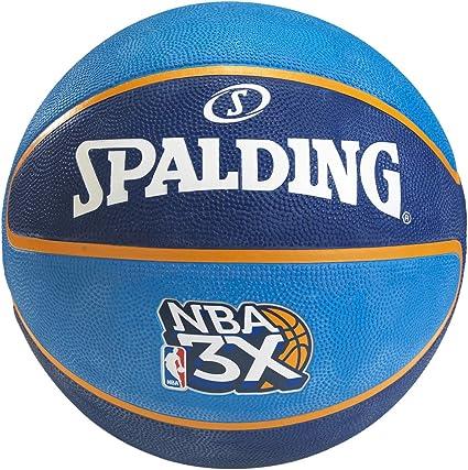 Spalding NBA 3X Outdoor SZ.7 (73-932Z) Balones de Baloncesto ...
