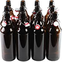 Botellas con tapón mecánico -12 botellas con tapón