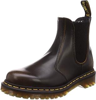 9616cb34ff7 Amazon.com | Dr. Martens Men's Cromwell Low Chelsea Boot Black ...