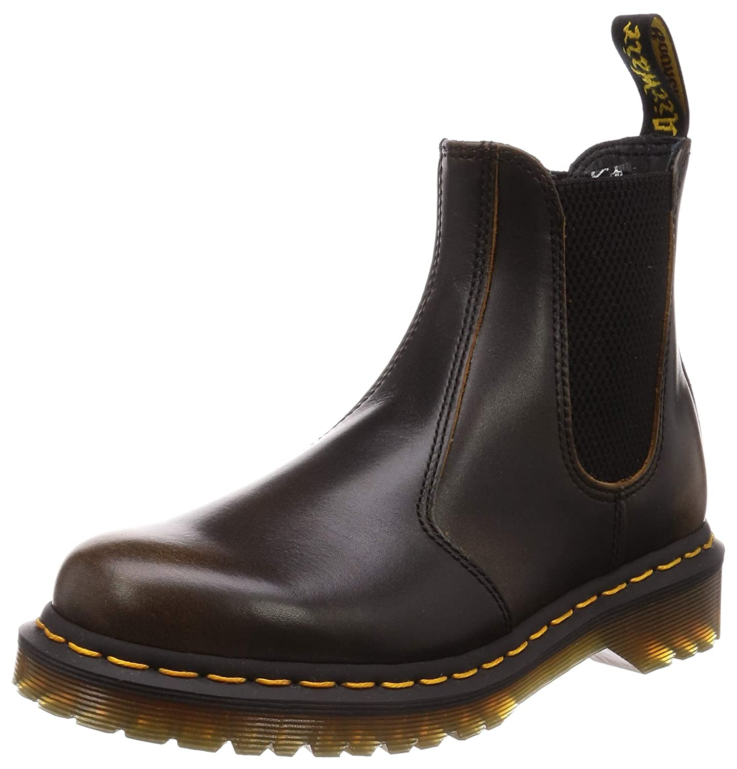 newest 45286 74841 Amazon.com   Dr. Martens 2976 Chelsea Boot, Black Smooth   Boots