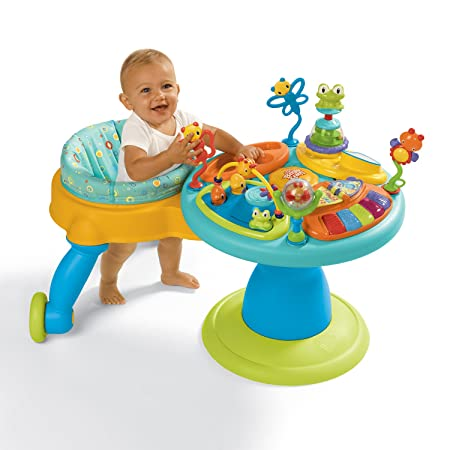 Amazing Amazon.com: Bright Starts Around We Go Activity Station, Doodle Bugs  (Discontinued By Manufacturer): Baby
