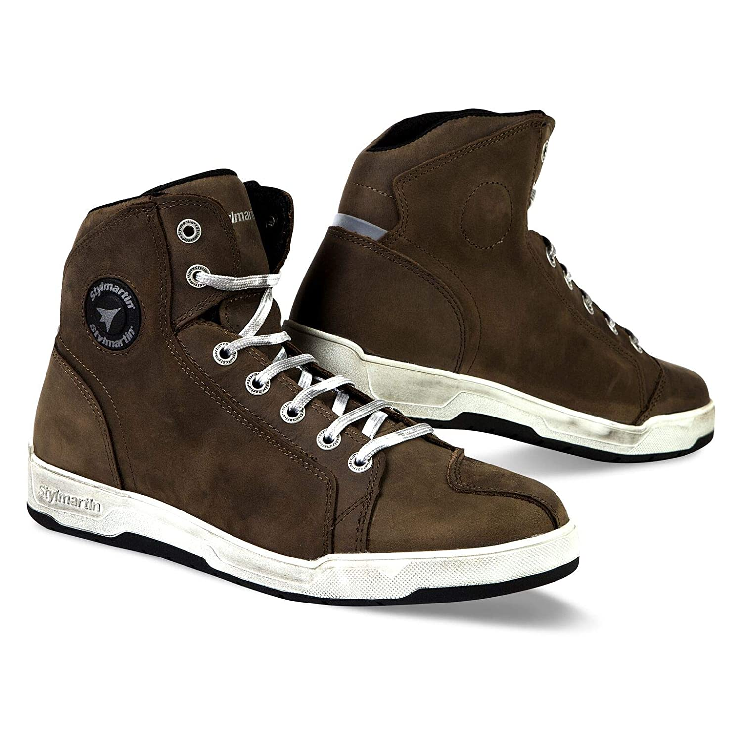 StylMartin Marshall Urban Sneakers In Size 44/Brown