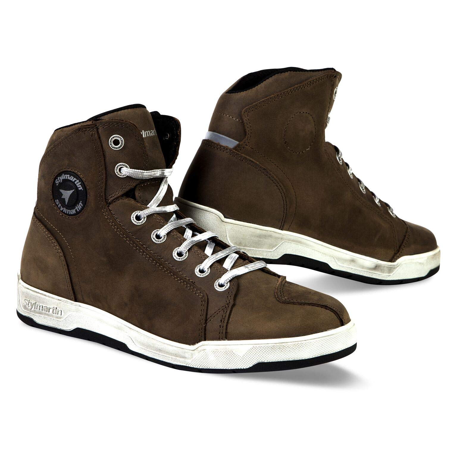 Stylmartin Adult Marshall Urban Line Sneakers Brown Size: US-11, EU-44 by Stylmartin