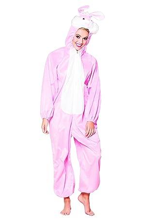Boland Disfraz de 88419 adultos Conejo de peluche, One size ...