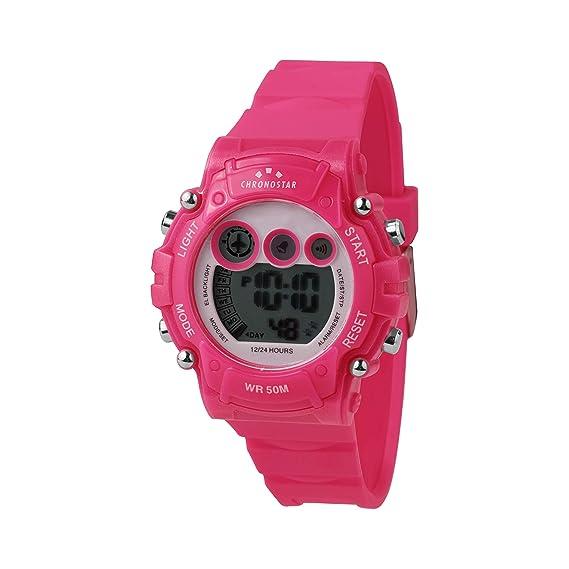 CHRONOSTAR Reloj Mujer de Digital con Correa en Plástico R3751277502