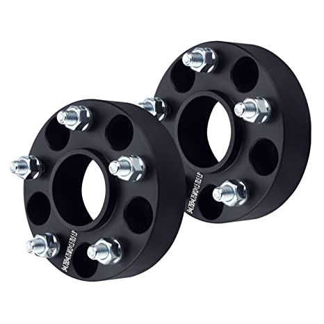 S10 Lug Pattern >> Amazon Com Gdsmotu 2pc Hubcentric Wheel Spacers For Chevy 5 Lug