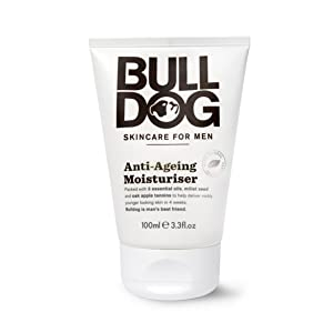 Bulldog Anti-Ageing Moisturiser 100ml