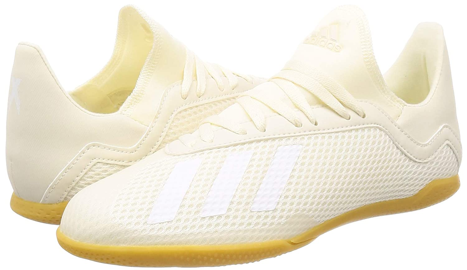 adidas X Tango 18.3 In J, Zapatillas de Fútbol para Niños, Blanco (Off Core Black/FTWR White), 35.5 EU: Amazon.es: Zapatos y complementos