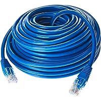 Patch Cord Utp Cat5E 15M Cb0231-15M Azul Rontek, Rontek, Cabos Para Computadores E Notebooks