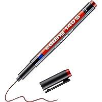 Edding 140 S çok amaçlı asetat kalemi, permanent kırmızı