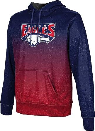 ProSphere Brookwood High School Boys Zipper Hoodie School Spirit Sweatshirt Ombre
