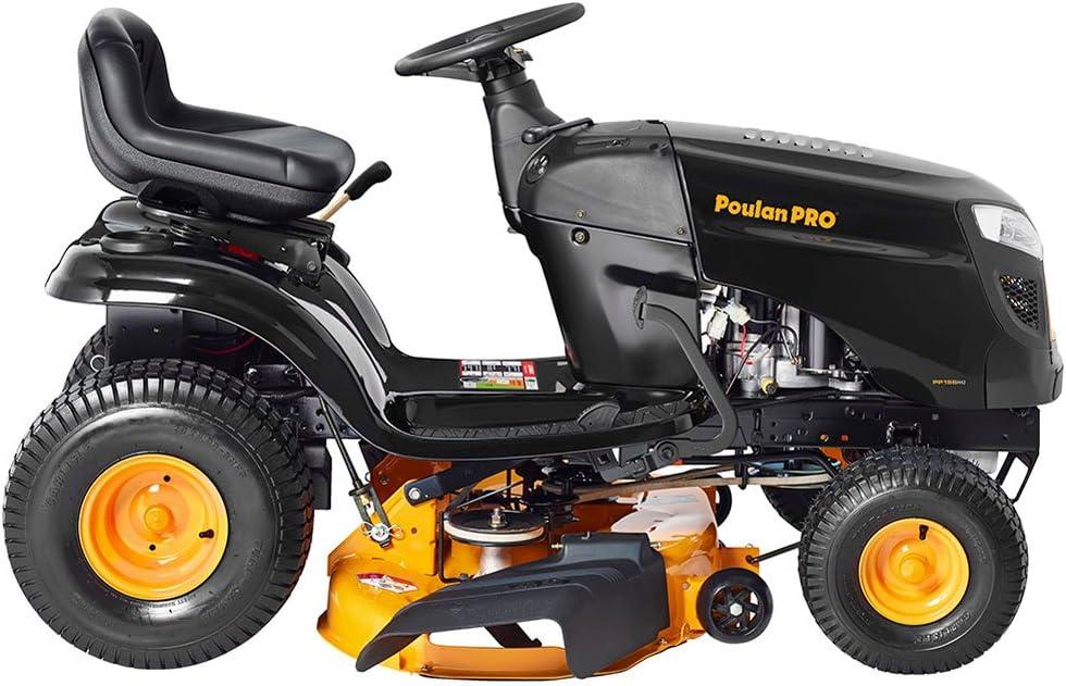 Amazon.com: Poulan Pro 960420182Briggs 15.5HP ...
