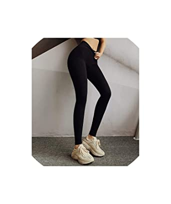 Yoga Pants High Waist Women Fitness Energy Seamless Leggings ...