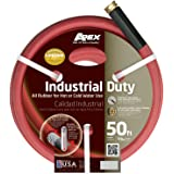 Apex 8695-50 Commercial 5/8-Inch-by-50-Foot All Rubber Hose, Red