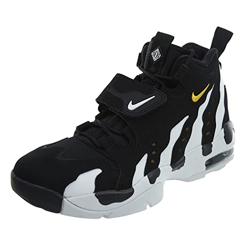 91f4af03a2 NIKE Air DT Max '96 Black/Varsity Maize-White: Amazon.co.uk: Shoes ...
