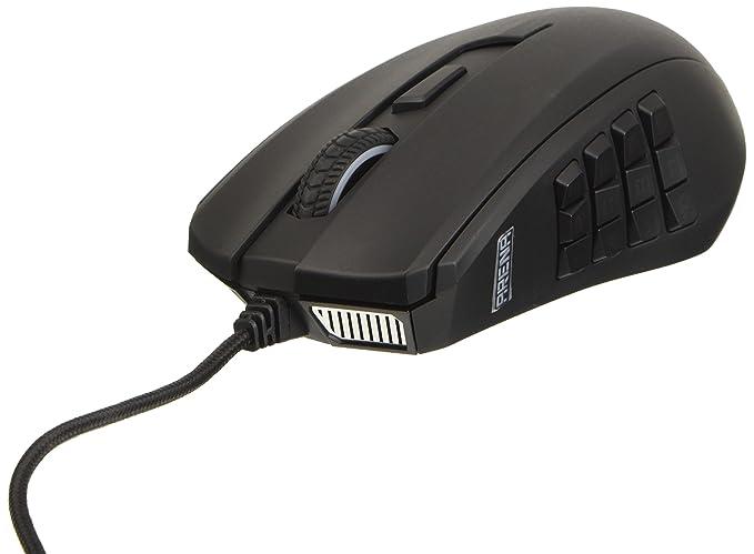 86e0cd1a962 Amazon.com: Turtle Beach GRIP Arena MMO Gaming Mouse für PC, Black