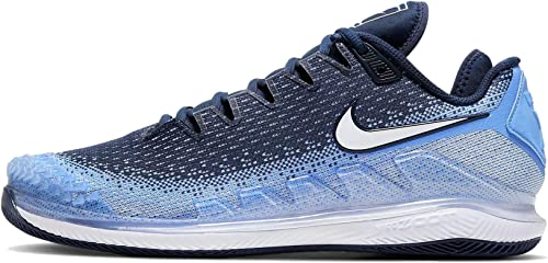 Amazon Com Nike Air Zoom Vapor X Knit Mens Hard Court Tennis Shoe Ar0496 406 Tennis Racquet Sports
