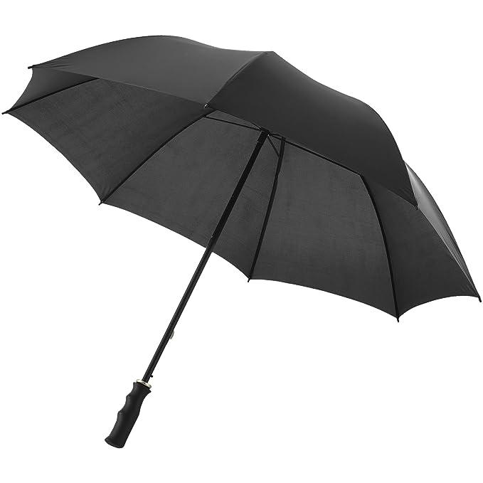 Bullet - Paraguas de golf modelo Zeke de 76cm (94 x 125 cm/Negro