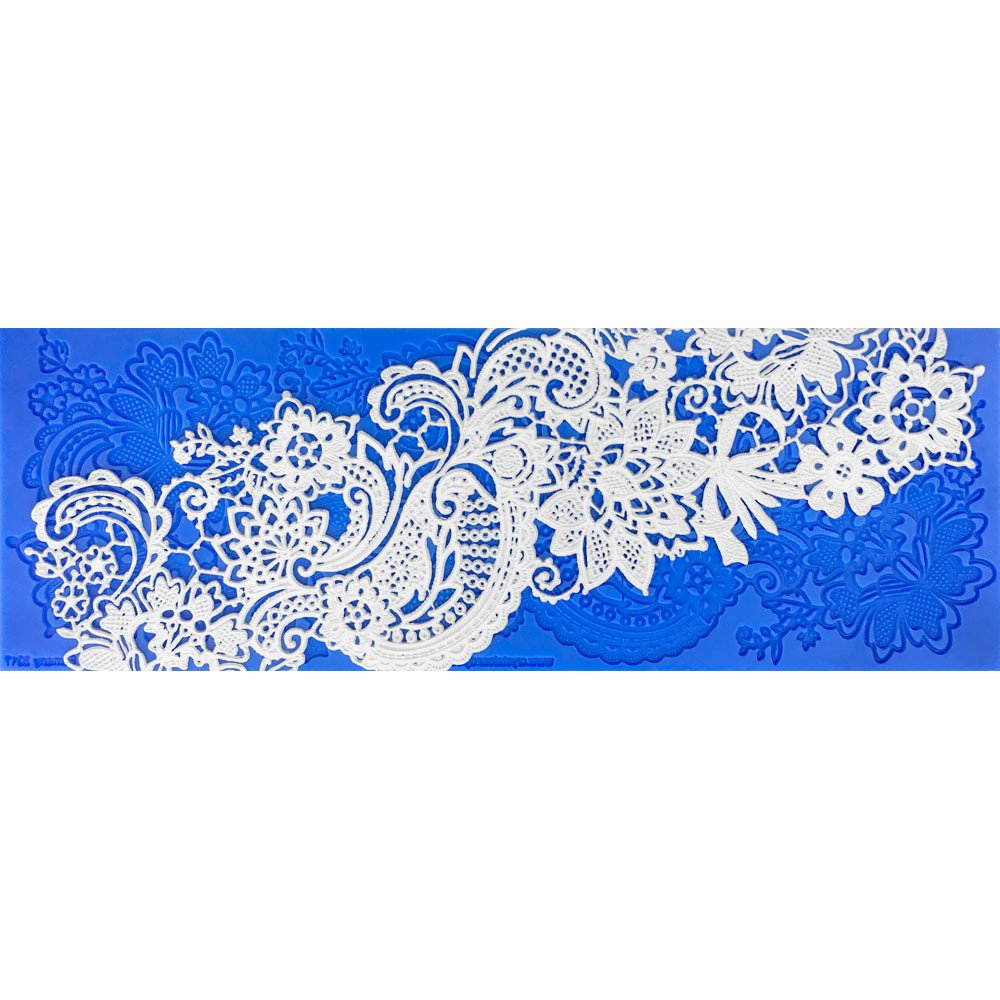 Lady Lovelace Silicone Lace Mat by Crystal Candy