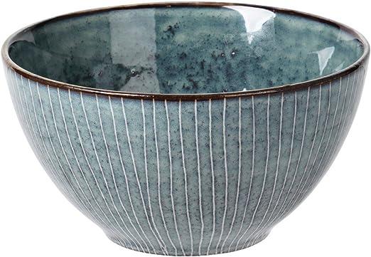creme glasiert Schale Ø 20 cm Keramik 1 Stück