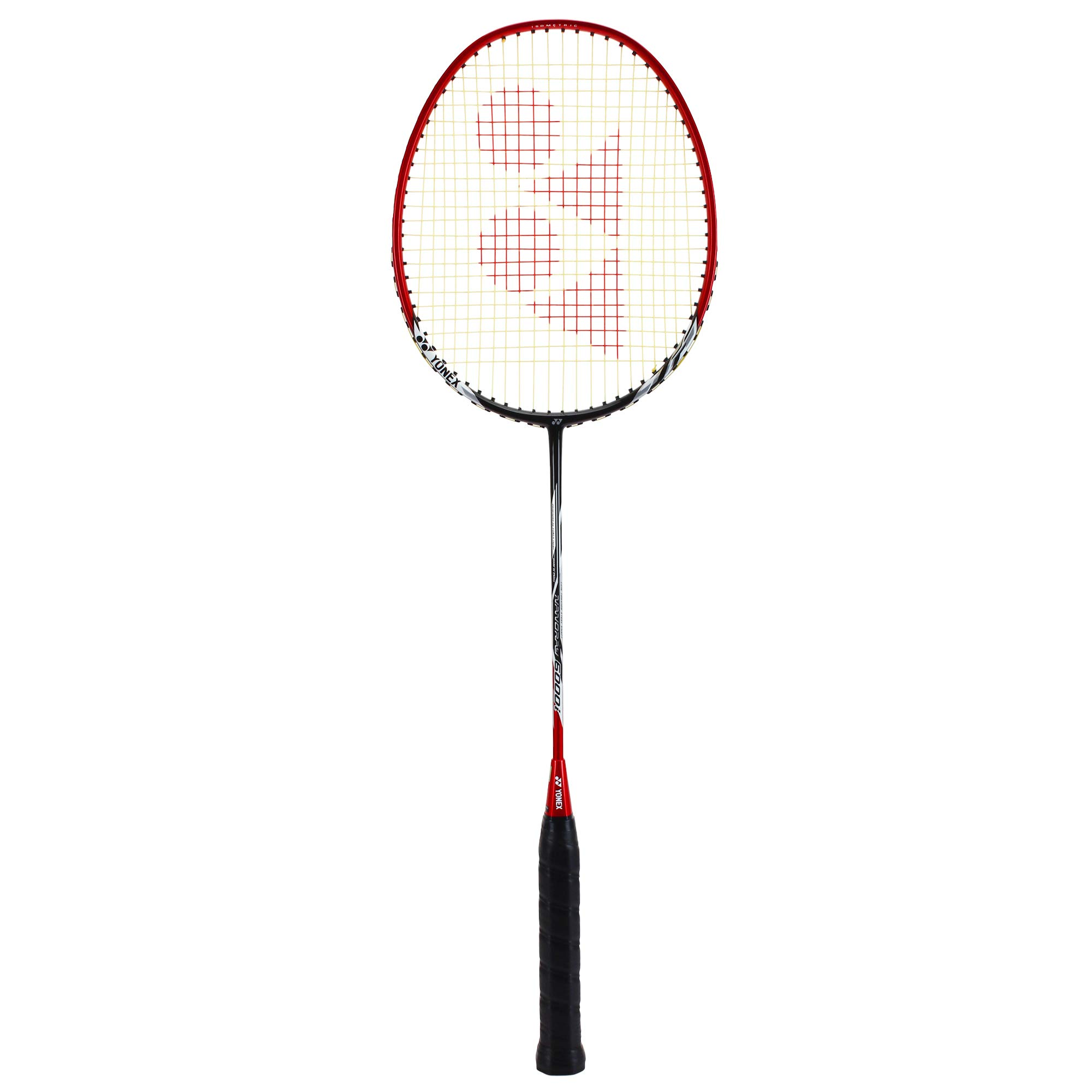 Yonex Nanoray 6000I G4-U Badminton Racquet Red by Yonex (Image #8)