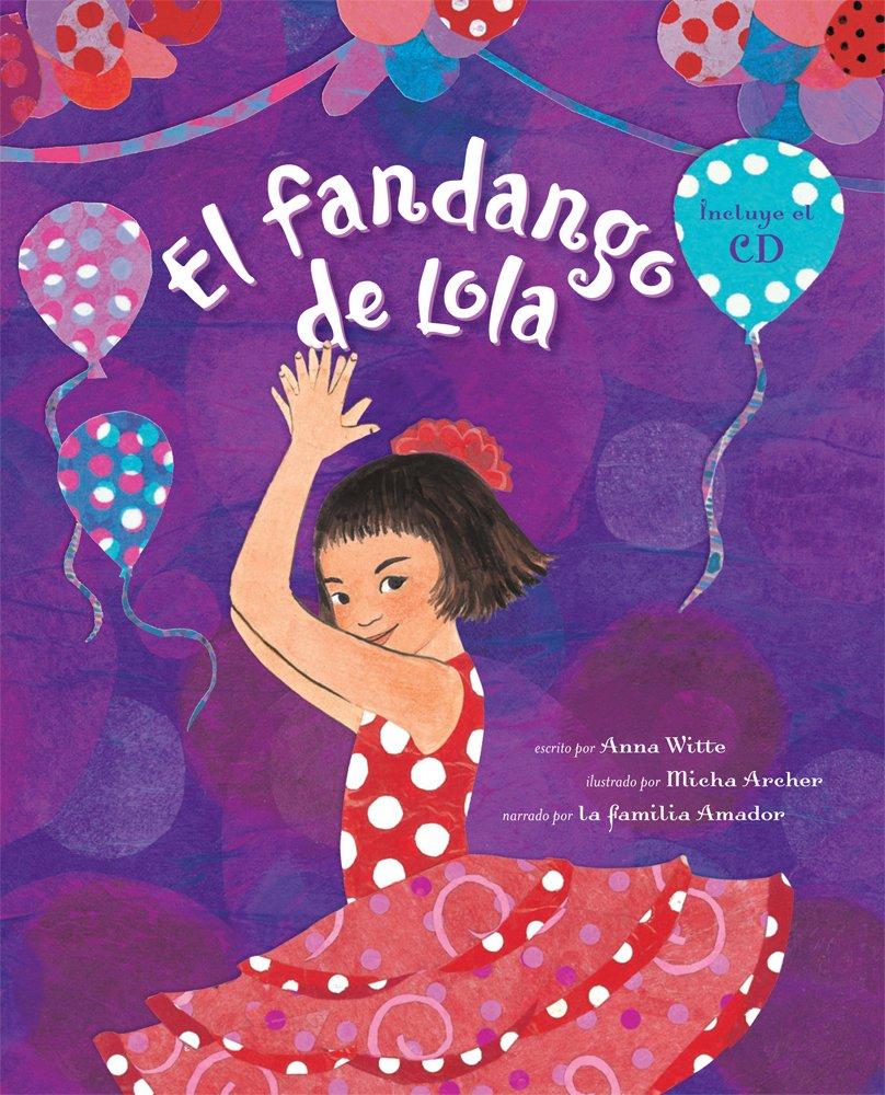 Fandango de Lola with CD, El