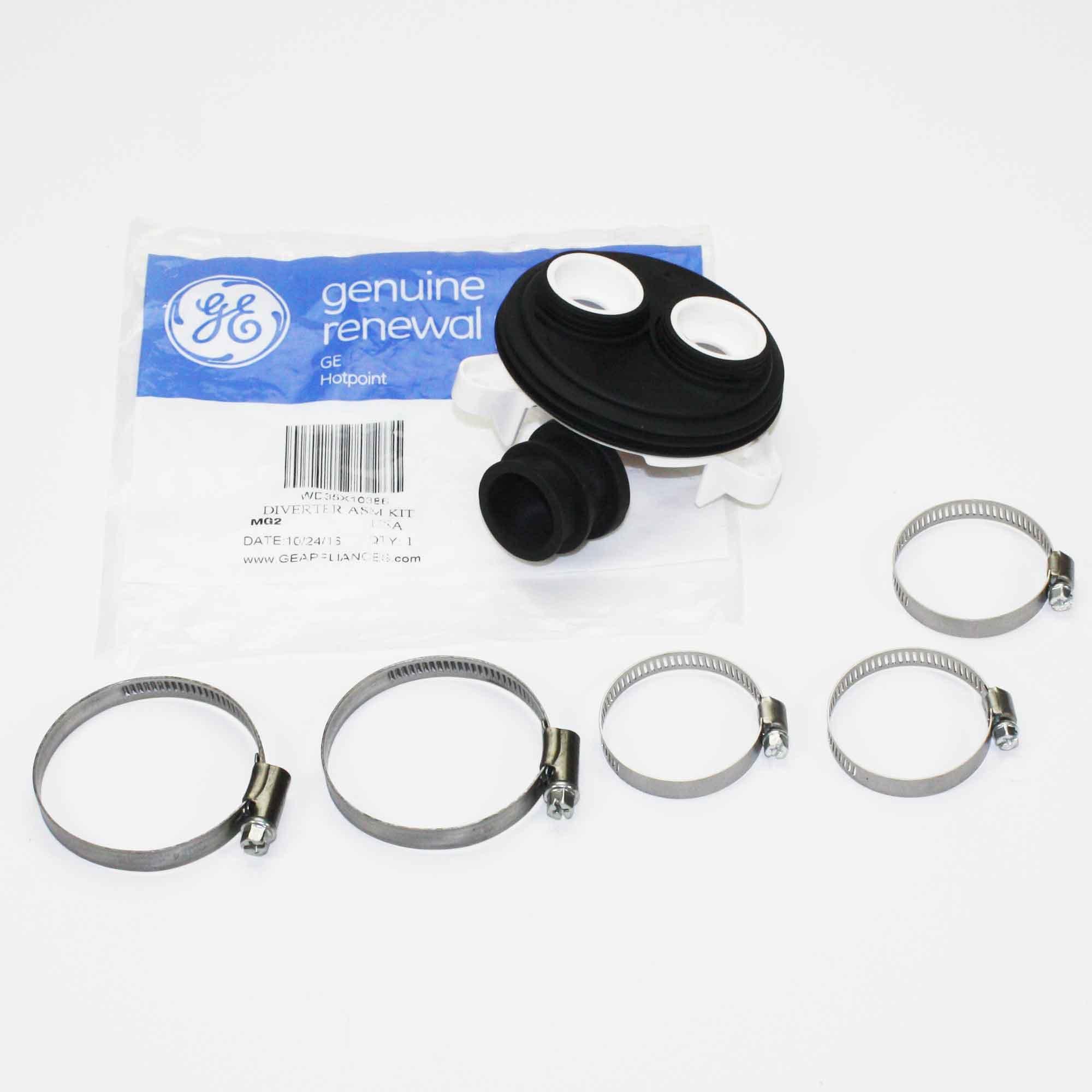 GE WD35X10386 Diverter Asm Kit