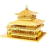 MetalEarth - Gold Kinkaku-ji