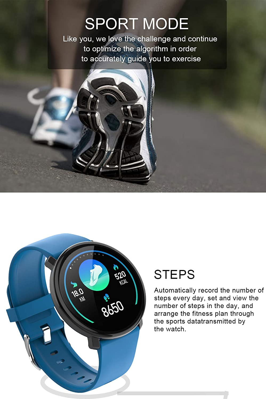 Amazon.com: Byoung - Reloj de pulsera para hombre, con ...