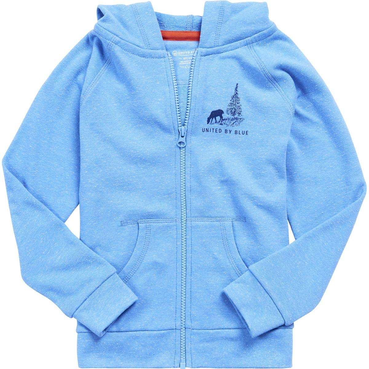 United By Blue Mountain River Sweatshirt - Girls' 601-0028-36-M