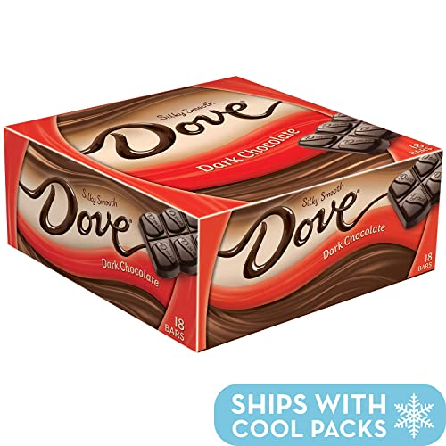 Dove Dark Chocolate Candy Bar