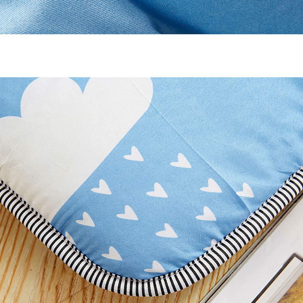 35x79inch HM/&DX Matelass/ée Matelas de Sol Tatami,Pliable Antid/érapant Japonais Traditionnel Matelas futon Al/èse de lit pour Dortoir /étudiant Chambre E 90x200cm