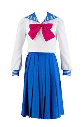 Mtxc Cosplay Sailor Moon unisex para Tsukino Usagi traje de ...